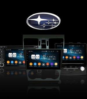 Subaru Head Units