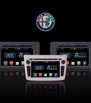 Alfa Romeo Head Units