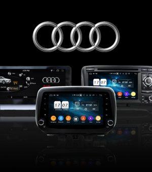 Audi Head Units