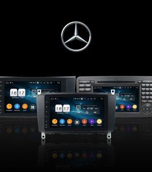 Mercedes Head Units