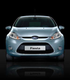 Fiesta Head Unit
