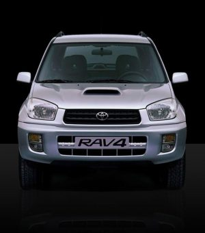 RAV4 Head Unit