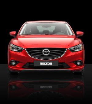 Mazda 6 Head Unit